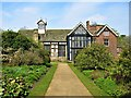 SD4615 : Rufford Old Hall (Rear) by G Laird