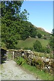 NY3404 : Bridleway to Ambleside by DS Pugh