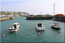 NW9954 : Inner Harbour, Portpatrick by Billy McCrorie