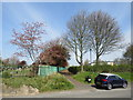 NZ3529 : Footpath in Sedgefield by Malc McDonald