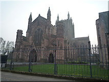 SO5039 : Hereford Cathedral by Fabian Musto