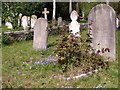 TG2408 : The Wright Family grave by Evelyn Simak