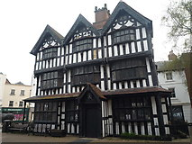 SO5140 : The Old House (Hereford) by Fabian Musto