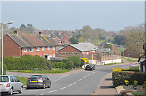 SY0281 : Littleham Road Exmouth by David Wickham