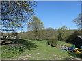 SE2740 : Wildflower meadow, east of York Gate garden by Christine Johnstone