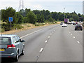ST6790 : M5 in South Gloucestershire by David Dixon