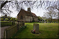 TA1458 : St James of Compostella  Church, Lissett by Ian S