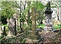 TG2408 : The grave of Francis Sutton by Evelyn Simak