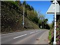 SO1422 : Through Bwlch Cutting, Bwlch, Powys by Jaggery