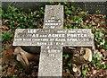 TG2408 : In commemoration of Alec James Porter by Evelyn Simak