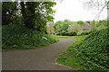 SJ4287 : Path off the Trans Pennine Trail by Bill Boaden