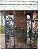 NO4203 : Pictish Stone, Upper Largo by Bill Kasman