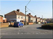 NZ3735 : Lonsdale Avenue, Trimdon Grange by Malc McDonald
