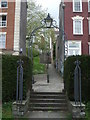 ST5873 : A long climb up from Kings Square by Neil Owen
