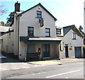 SO1422 : Former Central Stores and village post office, Bwlch, Powys by Jaggery
