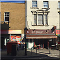 TQ3370 : Café, Westow Hill, Upper Norwood by Robin Stott