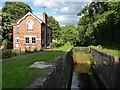 SO7806 : Stroudwater Canal - Pike Lock by Chris Allen