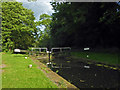 SO7805 : Stroudwater Canal - restored lock by Chris Allen