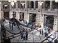 NS5666 : Diplodocus carnegii in Glasgow by M J Richardson
