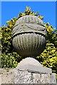 NO4203 : Ornamental urn by Bill Kasman