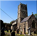 ST4184 : Grade I Listed Church of St Thomas the Apostle, Redwick by Jaggery