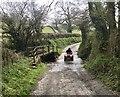 SN6026 : Afon Myddyfi Ford by John Walton