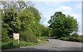 SP3826 : Road to Soho Farmhouse by Des Blenkinsopp