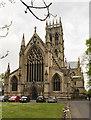 SE5703 : Doncaster Minster by Julian P Guffogg