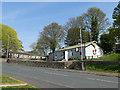 SD9951 : RAFA Club, Moorview Way, Skipton by Stephen Craven