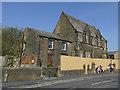SD9851 : The original St Stephen's Catholic School, Skipton by Stephen Craven