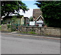 SO3204 : Goytre Fawr Community Centre, School Lane, Penperlleni  by Jaggery