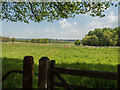 SK9572 : Gate into the West Common, Lincoln by Oliver Mills
