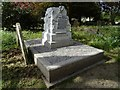 SW6527 : Grave and memorial to Henry Trengrouse by Philip Halling