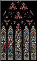 SE5703 : Window s.2, Doncaster Minster by Julian P Guffogg