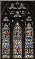 SE5703 : Window s.7, Doncaster Minster by Julian P Guffogg