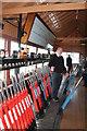 SO8375 : Severn Valley Railway - Kidderminster Signal Box by Chris Allen