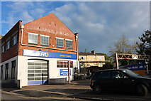 SP4975 : Kwik Fit on Lawford Road, New Bilton, Rugby by David Howard