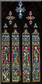SE5703 : Window s.5, Doncaster Minster by Julian P Guffogg