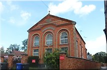 SP6948 : Towcester Baptist Chapel by David Howard