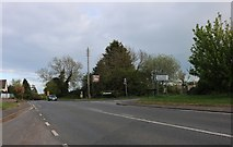 SP4476 : Coventry Road, Church Lawford by David Howard