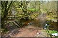 SN7122 : Afon Meilwch Ford by John Walton