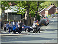 SE2534 : What road closure? (2) by Stephen Craven