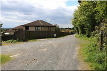 NO3702 : Cock-ma-Lane, Leven by Bill Kasman