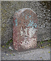 J0825 : Boundary Stone and Bench Mark, Newry by Rossographer