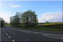 SP4970 : Daventry Road east of Dunchurch by David Howard