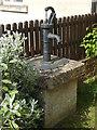 ST8676 : An old pump by Neil Owen