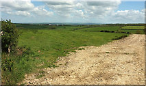 SS5721 : Farmland near North Heale by Derek Harper