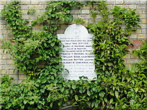 TF6411 : Tottenhill WW1 Memorial by Adrian S Pye