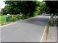 SU3002 : Cattle grid, Waters Green, Brockenhurst by Jaggery