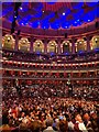 TQ2679 : Royal Albert Hall before the performance by DS Pugh